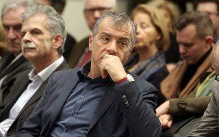 Ο κ. Θεοδωράκης θα επιδιώξει την αναδιοργάνωση και την ενίσχυση του κόμματος.