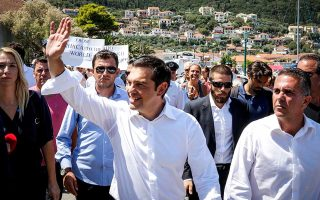 Ενας από τους λόγους που ανεβλήθη ο ανασχηματισμός την τρέχουσα εβδομάδα είναι ότι θα επισκίαζε επικοινωνιακά το διάγγελμα του πρωθυπουργού Αλέξη Τσίπρα από την Ιθάκη.