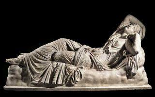Η «Κοιμώμενη Αριάδνη». Σημαντικά έργα είναι πλέον διαδικτυακώς διαθέσιμα προς εξερεύνηση.
