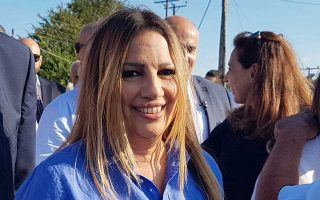 Η κ. Γεννηματά από τις Πρέσπες σημείωσε ότι «ΣΥΡΙΖΑ και Ν.Δ. γυρίζουν πίσω το ρολόι της Ιστορίας σε μια διχαστική, πολωτική αντιπαράθεση».