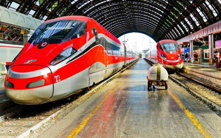 Στη Θεσσαλονίκη το «ασημένιο βέλος»: To τρένο που θα διανύει σε 3,5 ώρες την απόσταση Αθήνα – Θεσσαλονίκη