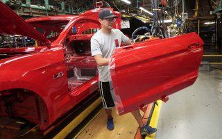 Σύμφωνα με τις συνομιλίες ΗΠΑ - Μεξικού, το 40% με 45% της αξίας ενός αυτοκινήτου θα πρέπει να παράγεται από εργάτες που πληρώνονται τουλάχιστον 16 δολάρια την ώρα.