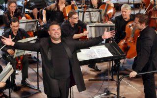 Ο Τζόζεφ Καλέγια γοήτευσε το κοινό με την ανεπιτήδευτη παρουσία και τη μουσικότητά του.
