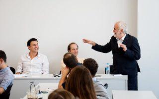 Η ιδέα του «Start Up Lab» ανήκει στον καθηγητή του Οικονομικού Πανεπιστημίου Αθηνών, Ιορδάνη Λαδόπουλο, που μαζί με τους συνεργάτες του υλοποίησαν ένα φιλόδοξο πρόγραμμα επιχειρηματικότητας.