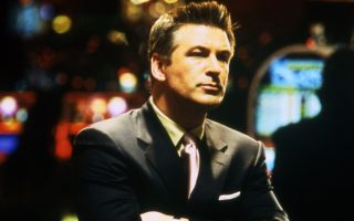 Actor Alec Baldwin is shown in a scene from the film