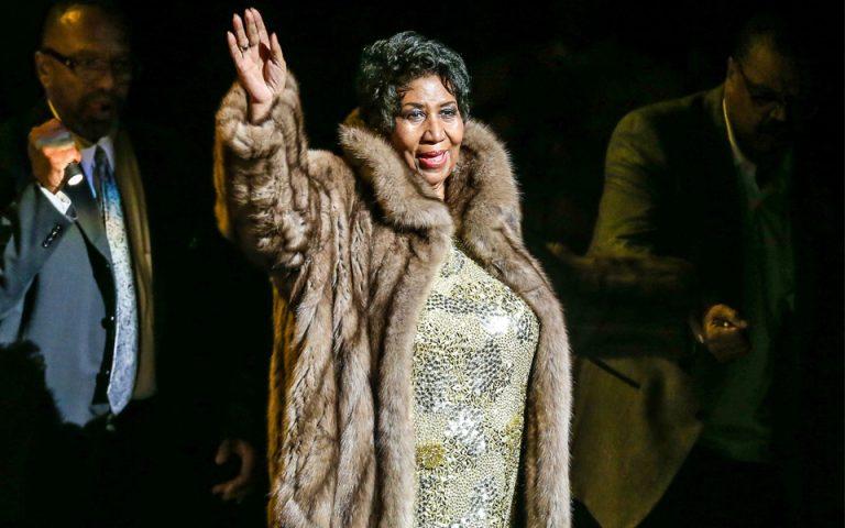 H PETA ζητά τα γούνινα παλτά της Aretha Franklin