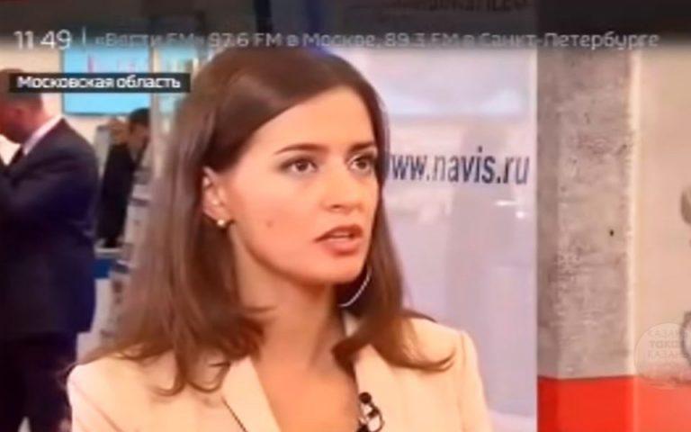 Ρωσία: Δημοσιογράφος λιποθύμησε «on air» κατά τη διάρκεια συνέντευξης (βίντεο)