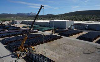Το υπουργείο Εμπορίου των ΗΠΑ καθόρισε, προς το παρόν, ποσοστό δασμού 22,51% για τη «Σωληνουργεία Κορίνθου», αλλά και για όλους τους άλλους παραγωγούς και εξαγωγείς σωλήνων μεγάλου διαμετρήματος από την Ελλάδα.