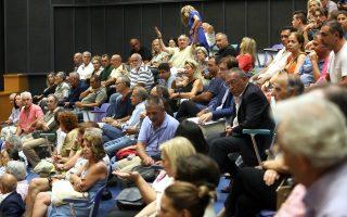 Η συζήτηση για τα προβλήματα στις πληγείσες περιοχές διήρκεσε έως αργά χθες το βράδυ. Το συμβούλιο πραγματοποιήθηκε εξ αναβολής της συνεδρίασης της 8ης Αυγούστου, που διεκόπη.