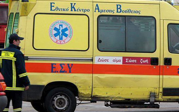 Tροχαίο δυστύχημα στην Ημαθία: 69χρονη παρασύρθηκε από φορτηγό