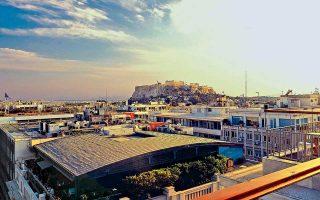 Η Σύμπραξη καθίσταται ένα διεθνές μοντέλο για την αντιμετώπιση αναγκών και προβλημάτων μιας χαοτικής και πολλαπλά τραυματισμένης πόλης όπως η Αθήνα.