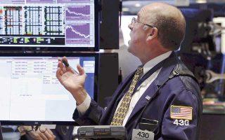 Ο S&P 500 ενισχυόταν χθες το βράδυ κατά 0,43% και απέχει σχεδόν μισή ποσοστιαία μονάδα από το ρεκόρ όλων των εποχών, που είχε καταγράψει στις 26 Ιανουαρίου. Ο δείκτης εταιρειών υψηλής κεφαλαιοποίησης Dow Jones ενισχυόταν χθες το βράδυ κατά 0,64% και απέχει ακόμη 3,6% από το υψηλότερο επίπεδο όπου έχει φτάσει ποτέ.