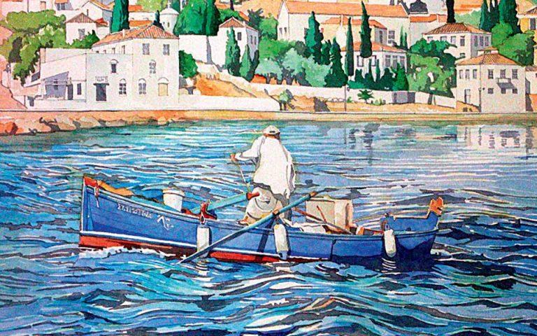 Τζέιμς Φουτ: ο Βρετανός που αγάπησε την Ελλάδα μόλις πάτησε το πόδι του εδώ