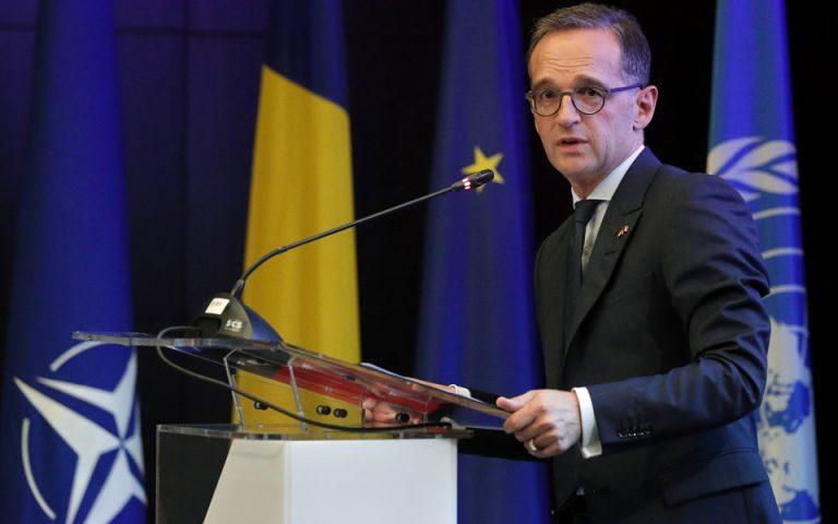 Ο Γερμανός ΥΠΕΞ χαρακτηρίζει «εκνευριστική» την πολιτική του Τραμπ έναντι της Ευρώπης