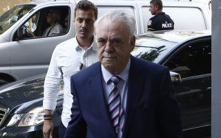 Ο αντιπρόεδρος της Κυβέρνησης Γιάννης Δραγασάκης προσέρχεται για να συμμετάσχει στην συνεδρίαση του πολιτικού συμβουλίου του ΣΥΡΙΖΑ, στα γραφεία του κόμματος, Αθήνα Τρίτη 17 Ιουλίου 2018. ΑΠΕ-ΜΠΕ/ΑΠΕ-ΜΠΕ/ΓΙΑΝΝΗΣ ΚΟΛΕΣΙΔΗΣ