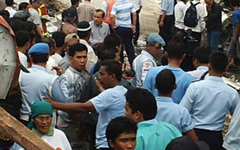 Ινδονησία: Σώος 12χρονος ύστερα από συντριβή αεροπλάνου