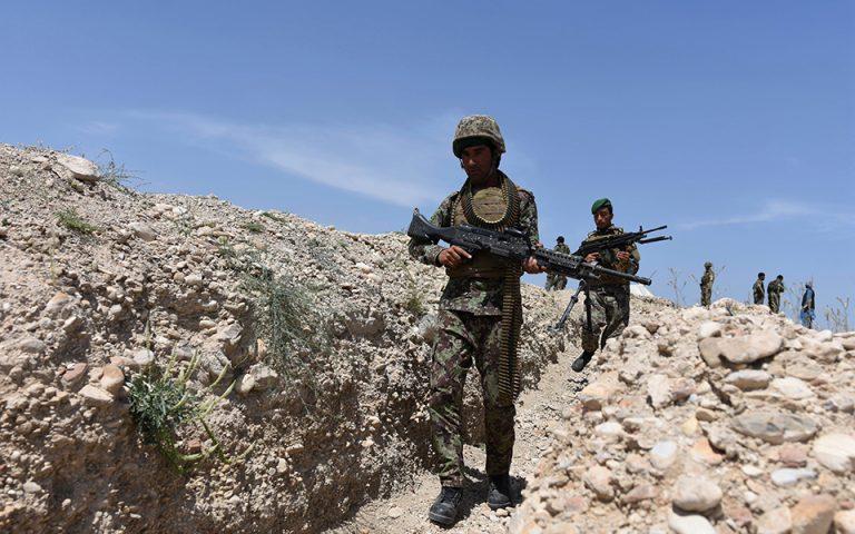 Νεκρός ο επικεφαλής του Ισλαμικού Κράτους στο Αφγανιστάν