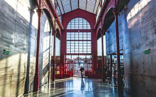 Το Hard Club στεγάζεται στo κτίριο όπου παλιά λειτουργούσε η αγορά Mercado Ferreira Borges. (Φωτογραφία: VISUALHELLAS.GR)