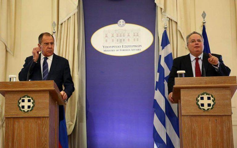 «Απαραίτητος ο ρόλος της κοινωνίας πολιτών στην αποκατάσταση εμπιστοσύνης μεταξύ Ελλάδας-Ρωσίας»