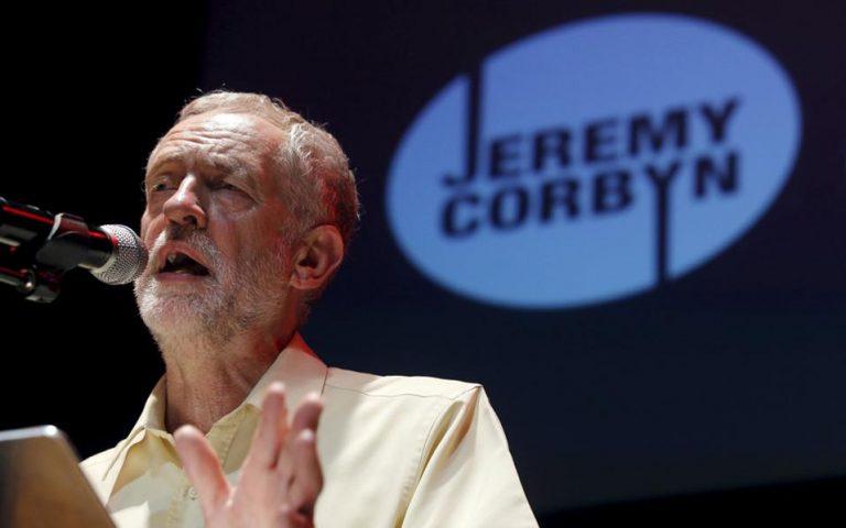 Νέα συγγνώμη Κόρμπιν για κρούσματα αντισημιτισμού στο Εργατικό Κόμμα