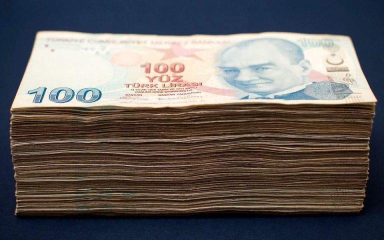 Τουρκία: Η λίρα υποχωρεί έναντι του δολαρίου