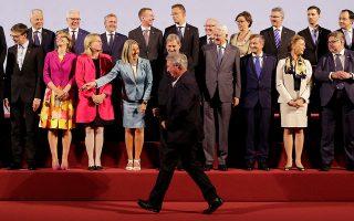 Οι αντιθέσεις ανάμεσα στις εθνικές κυβερνήσεις της Ε.Ε. για το μεταναστευτικό εκδηλώθηκαν με έντονο τρόπο, χθες, στη σύνοδο της Βιέννης.
