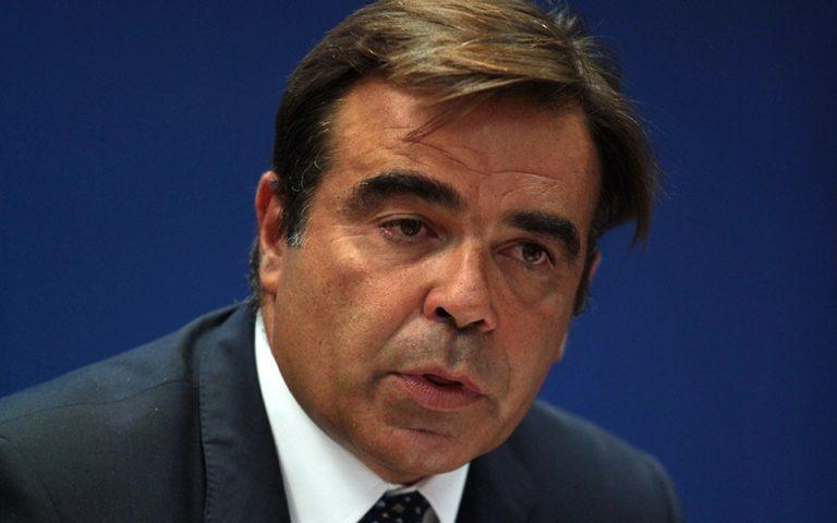 Μ. Σχοινάς: «Η Ελλάδα από σήμερα να κοιτάξει μπροστά»