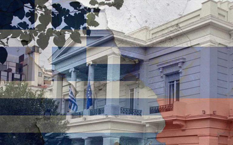 «Η Ρωσία δεν έχει να χάσει τίποτα από το πάγωμα των σχέσεών της με την Αθήνα»