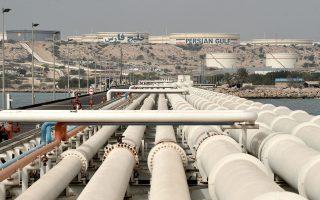 Η Ουάσιγκτον έχει προειδοποιήσει για την επιβολή κυρώσεων σε εταιρείες με έντονη παρουσία στην ιρανική οικονομία, συμπεριλαμβανομένης της απαγόρευσης κάθε χρηματοδότησης σε όρους δολαρίων.
