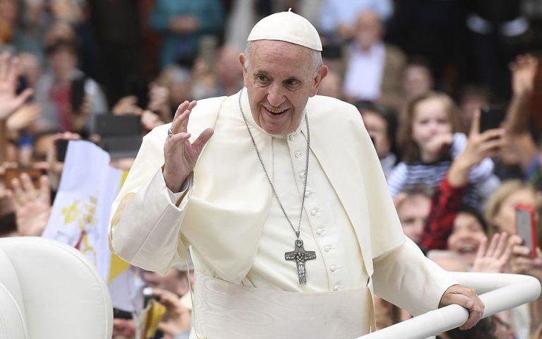 Συνάντηση του Πάπα Φραγκίσκου με οκτώ θύματα σεξουαλικής κακοποίησης
