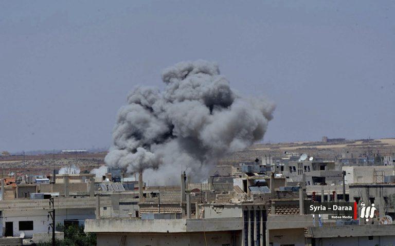 Συρία: Στους 69 οι νεκροί από έκρηξη σε κτίριο στην επαρχία Ιντλίμπ