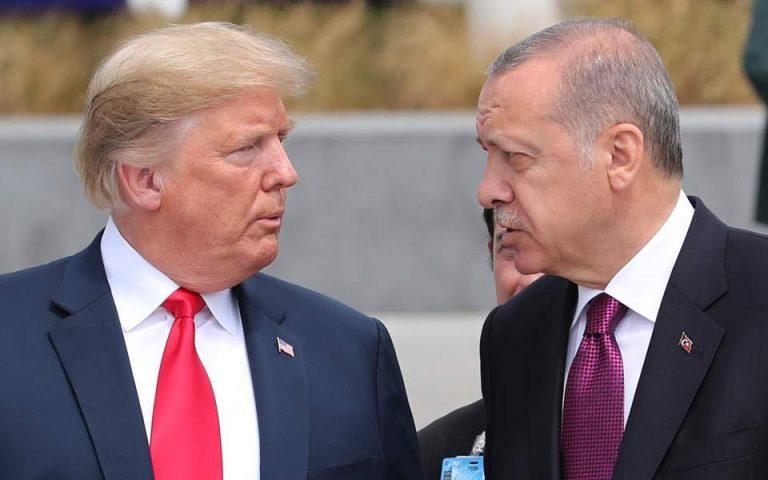 Les Echos: Επιδείνωση των σχέσεων ΗΠΑ-Τουρκίας