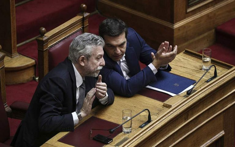 Αρνήθηκε τη θέση κοινοβουλευτικού εκπροσώπου ο Σταύρος Κοντονής