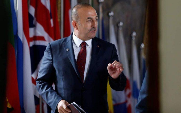 Τσαβούσογλου: Επανέναρξη συνομιλιών με Ε.Ε. για την τελωνειακή ένωση – αναμένουμε αλλαγές στη visa