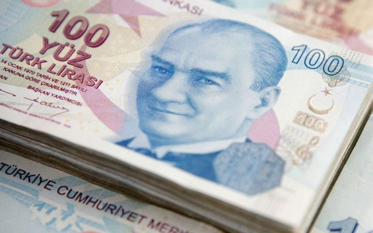 JP Morgan: Κίνδυνος δραστικής συρρίκνωσης για την τουρκική οικονομία