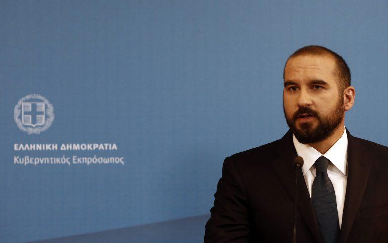 Τζανακόπουλος: Ο Μοσκοβισί επιβεβαιώνει ότι η περίοδος των μνημονίων τελείωσε