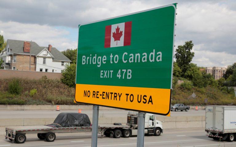 WSJ: Εληξαν χωρίς συμφωνία οι διαπραγματεύσεις ΗΠΑ – Καναδά για τη NAFTA