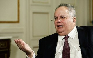 Ο κ. Κοτζιάς, την ερχόμενη Τρίτη, θα υποδεχθεί στην Αθήνα την ειδική απεσταλμένη του γ.γ. του ΟΗΕ για το Κυπριακό Τζέιν Χολ Λουτ.