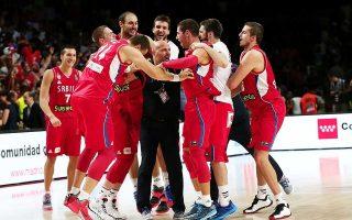 Η Σερβία αντιμετωπίζει την Ελλάδα την επόμενη Πέμπτη στα «Δυο Αοράκια» του Ηρακλείου.