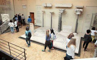Στο Βυζαντινό και Χριστιανικό Μουσείο, ένα μήνα μετά την «επίθεση» με λάδι, ξεκίνησε η ΕΔΕ.