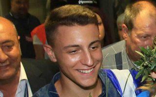 Ο Διονύσης Κορακάκης κατετάγη τέταρτος στο αεροβόλο πιστόλι 10 μ., στην κατηγορία των εφήβων του παγκοσμίου πρωταθλήματος.