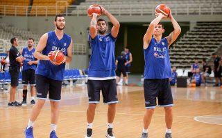 Γαλλία και Μαυροβούνιο θα δοκιμάσουν τις αντοχές της Εθνικής Ελλάδος στο Παρίσι.