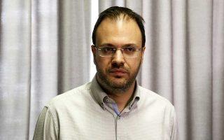 Ο κ. Θεοχαρόπουλος τάσσεται κατά του «πολωτικού κλίματος» που καλλιεργούν ΣΥΡΙΖΑ και Ν.Δ.