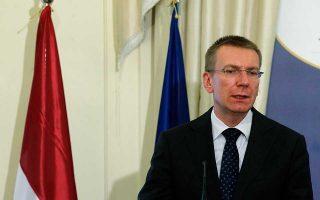 Ο κ. Ρίνκεβιτς συναντήθηκε με τους κ. Παυλόπουλο και Κοτζιά.