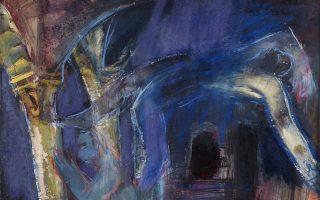 Μιχάλη Μαδένη, Ζωγραφική. Ατομική έκθεση στην Πινακοθήκη Γιώργου Ν. Βογιατζόγλου. Διάρκεια έκθεσης: 8 Οκτωβρίου - 1 Δεκεμβρίου. Ελευθερίου Βενιζέλου 63, Νέα Ιωνία.