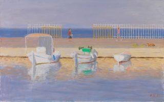 Εκθεση πενήντα έργων σκιαγραφεί την προσωπικότητα του σπουδαίου ζωγράφου της γενιάς του 1930 Ανδρέα Βουρλούμη στον «Χώρο Τέχνης ΣΤΟart ΚΟΡΑΗ», της Εθνικής Ασφαλιστικής. «Εάν έπρεπε να χαρακτηρίσω τη ζωγραφική μου, θα έλεγα ότι είμαι συλλέκτης  εντυπώσεων», έλεγε ο ίδιος.