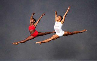 Το «Alvin Ailey American Dance Theater» ξεκινά από την Αθήνα διεθνή περιοδεία.