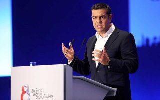 Ο πρωθυπουργός Αλ. Τσίπρας, κατά την παρουσία του στη Διεθνή Εκθεση Θεσσαλονίκης, ανέφερε ότι «είμαστε σε έναν διαρκή διάλογο με την Κεντροαριστερά σε ευρωπαϊκό επίπεδο».