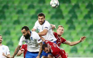 Το χθεσινό ματς είχε σκληρά μαρκαρίσματα και αρκετά νεύρα, όμως η Εθνική δεν κατάφερε να πάρει θετικό αποτέλεσμα.
