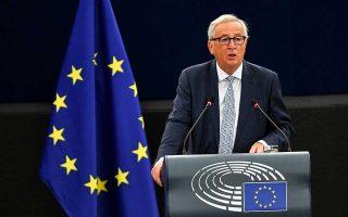 Η απάντηση του προέδρου της Ευρωπαϊκής Επιτροπής, Ζαν-Κλοντ Γιούνκερ, για τις συντάξεις ήταν ξεκάθαρη, δίνοντας τέλος στα σενάρια που ήθελαν την Κομισιόν να είναι περισσότερη ελαστική στο θέμα των μειώσεων.
